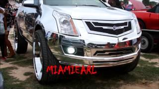 getlinkyoutube.com-FLORIDA CLASSIC/ RIDING BIG CAR SHOW 2013 16 MINS OF PRESSURE!