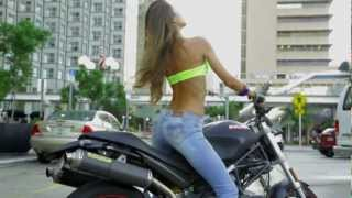 getlinkyoutube.com-Krembo Jeans 2013 - Backstage Downtown Miami - Jessica Barboza