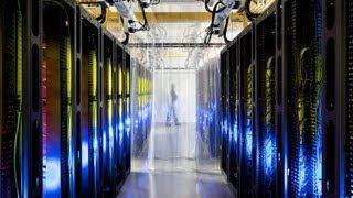 เข้าไปดูฟาร์มเครื่องซูเปอร์คอมพิวเตอร์ของ Google กันไหม