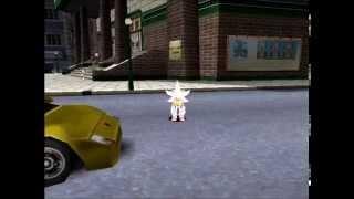 getlinkyoutube.com-Sonic Adventure DX Mods: Hyper Sonic