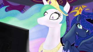getlinkyoutube.com-Celestia Uses an Online Dating Website (Chapters 1 & 2) [MLP Fanfic Reading] [Romance/Comedy]