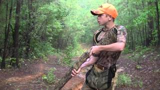 getlinkyoutube.com-Deer Doggin' 2015! 'The Rabbit Pen' Opening Hunt!