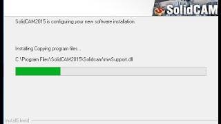 getlinkyoutube.com-SolidCAM - How to download and install SolidCAM