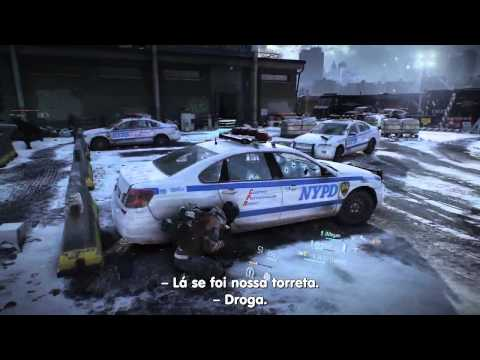 Tom Clancy's The Division - Gameplay da E3 [Legendado]