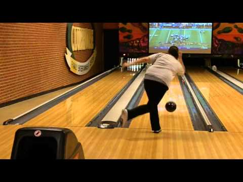 Bowling Practice - January 1st, 2012 - [Watch in 720p HD Quality]