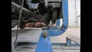 getlinkyoutube.com-Механическое устройство для переворачивания автомобиля