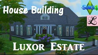getlinkyoutube.com-The Sims 4: House Building - Luxor Estate