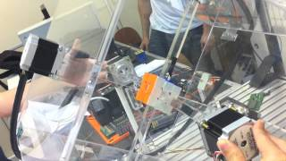 Video Robo Cubo Magico
