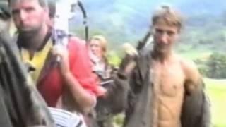 مجزرة سربرنيتسا في البوسنة والهرسك 1995
