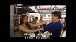 getlinkyoutube.com-女子詠春保鑣 Women Wing Chun bodyguard