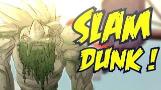 Dota 2 Funny Moments 119 - Slam Dunk !!