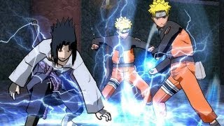 getlinkyoutube.com-Naruto Shippuuden: Narutimate Accel Gameplay PS2