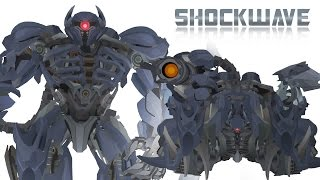 getlinkyoutube.com-SHOCKWAVE - Transform Short Flash Transformers Series