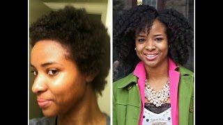 getlinkyoutube.com-1 Year Natural Hair Journey