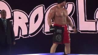 Brock Lesnar Wrestlemania