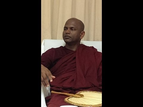 Satipatthana Sutta (The Foundations of Mindfulness) - Ven. Kukulpane Sudassi Thero 2014 Auckland