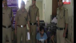 टिहरी: कैम्पटी पुलिस को मिली बड़ी कामयाबी, 75 पेटी अवैध शराब के साथ दो लोग गिरफ्तार