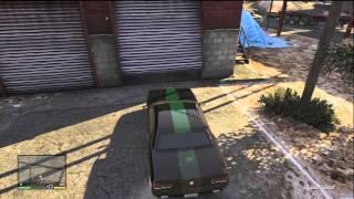 getlinkyoutube.com-GTA V | اماكن السيارات الثلاث المطلوبه