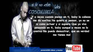 getlinkyoutube.com-Si Tu No Estas Cosculluela Letra