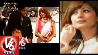 "getlinkyoutube.com-What Happend To MP Shashi Tharoor's Wife ""Sunanda Pushkar"" ....? ||  V6News"