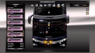 getlinkyoutube.com-REWORKED G7 1600 LD 6X2 | Euro truck simulator 2 | 1.10.x -- 1.14.x