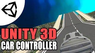 getlinkyoutube.com-Unity 5 Car Controller [Tutorial][C#] - Unity 3d