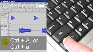 getlinkyoutube.com-Audacity Mix and Render - Quick Mix - How To - Full Version