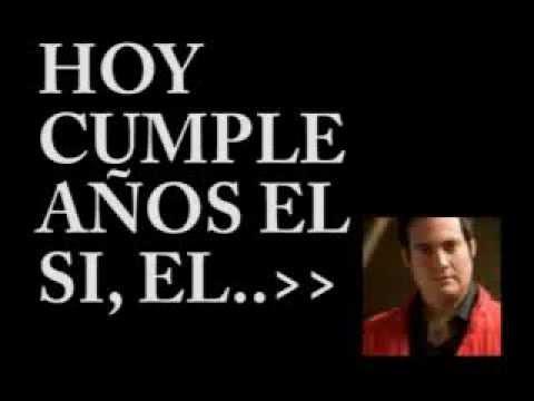 ALBERTO DEL ARCO EXTRANORMAL .. FELIZ CUMPLEAÑOS!!!!