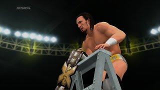 getlinkyoutube.com-WWE 2K15 Who Got NXT - Adrian Neville Full Walkthrough 1080p HD