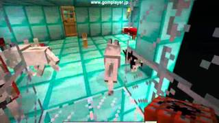 getlinkyoutube.com-【Minecraft】飛行機のような戦闘機を作ってみた ゆっくり解説