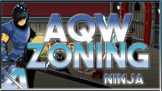AQW Zoning: Ninja (I can actually target well again!)