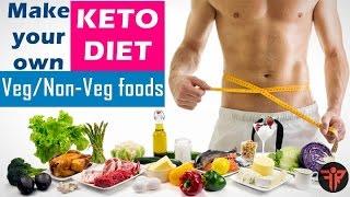 getlinkyoutube.com-KETO DIET - fastest weight loss diet | non-veg/Vegetarian Keto Diet | Hindi | Fitness Rockers