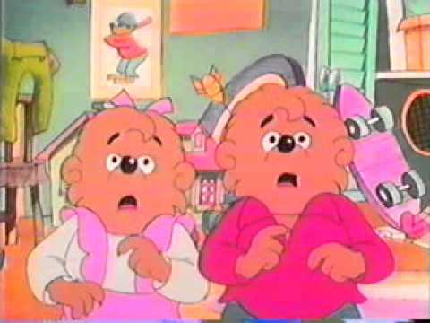 The Berenstein Bears The Messy Room Full Cartoon