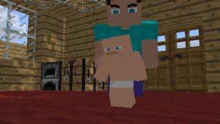getlinkyoutube.com-Minecraft: If Steve had a baby