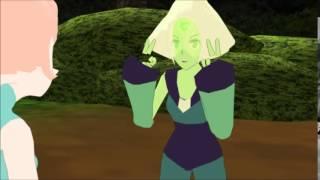 getlinkyoutube.com-[MMD X Steven universe] pearl vs peridot