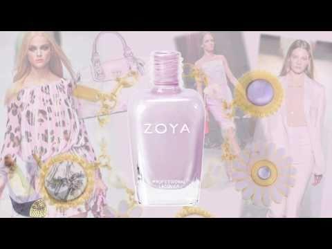 Zoya - Intimate 2011 Spring Nail Polish Collection