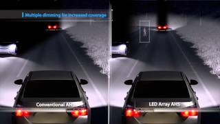 getlinkyoutube.com-LED Array Adaptive High Beam System