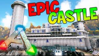 getlinkyoutube.com-MI EPIC CASTILLO !! NUEVA AVENTURA !! #01 ARK SURVIVAL EVOLVED MODS Makigames