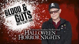 HALLOWEEN HORROR NIGHTS: Blood and Guts with Scott Ian