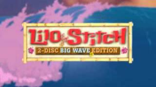 getlinkyoutube.com-Lilo & Stitch movie official Disney trailer [Big Wave Edition]