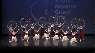 getlinkyoutube.com-Academy of Russian Ballet's Garland Waltz from Sleeping Beauty