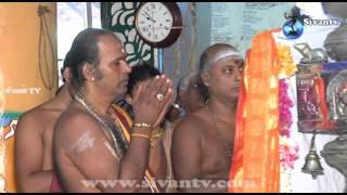 கந்தரோடை அருள்மிகு அருளானந்தப் பிள்ளையார் கோவில் கொடியேற்றம் 07.05.2016