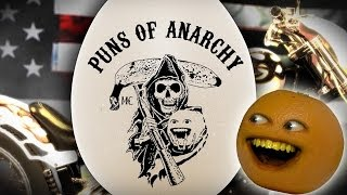 getlinkyoutube.com-Annoying Orange - Puns Of Anarchy