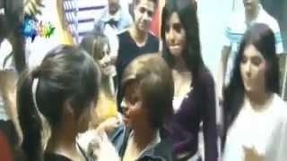 getlinkyoutube.com-توديع الطلاب سكينة وبكاء سهيلة --- Star Academy 11