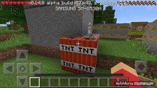 getlinkyoutube.com-Minecraft PE: Mapa de aventura{Apocalipsis Zombie}