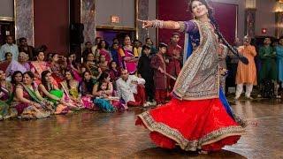 getlinkyoutube.com-Drashti & Sunil Garba Highlight