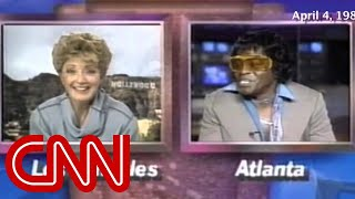 1988: Is this James Brown's strangest interview ever? width=