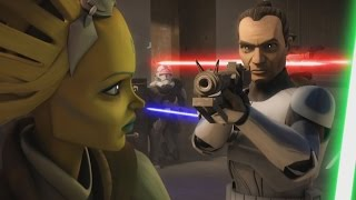getlinkyoutube.com-Star Wars: The Clone Wars - Jedi Master Tiplar's Death [1080p]