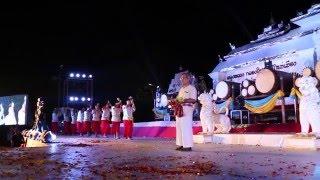 getlinkyoutube.com-ก๋องปู่จา อำเภองาว_ 2559 (Kong Puja or Drum Dancing Team From Ngao , Lampang, Thailand, 2016)