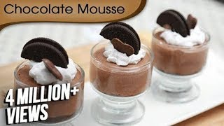 getlinkyoutube.com-Chocolate Mousse - Easy To Make Chocolate Recipe - Homemade Desserts
